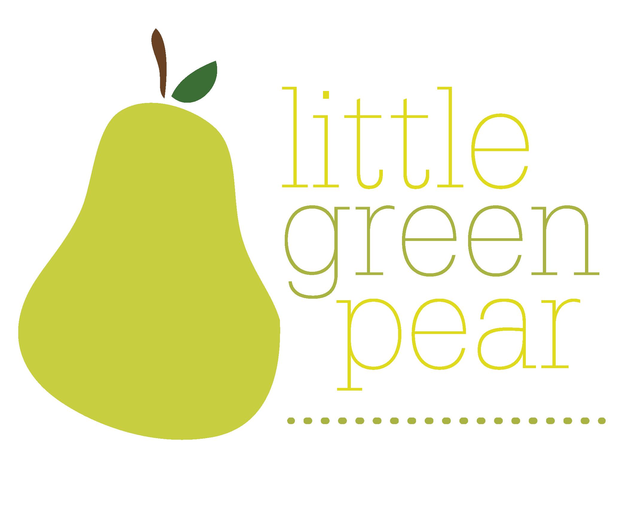 little green pear