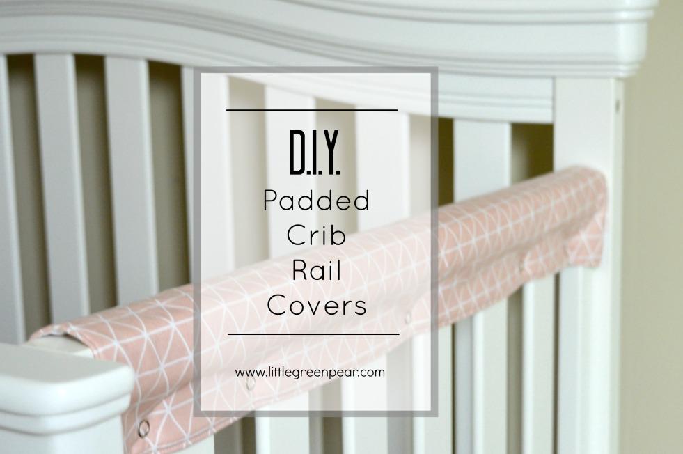 Crib rail cover Featured