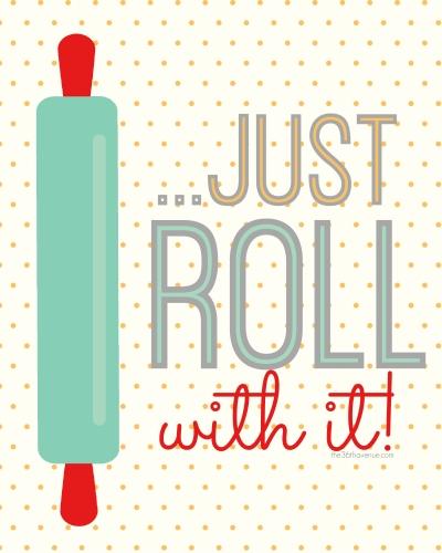 rolling pin printable