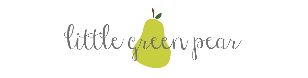 little green pear